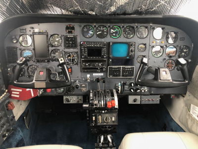 View 1978 CESSNA 340A - Listing #125621